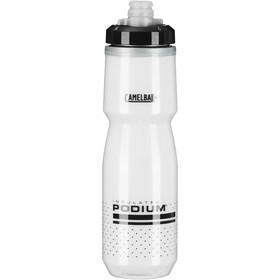 CamelBak Podium Chill Bidón 710ml, white/black